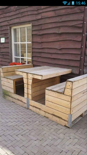 Pallet Recycling Ideas