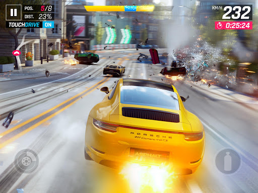 Asphalt 9: Legends - Epic Car Action Racing Game 2.4.7a screenshots 13