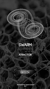 Swarm AR Experience - náhled