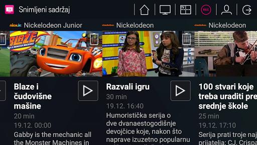 Extra TV Mobile 1.4.4 screenshots 7