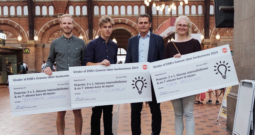 Campaign - DSB Idea Competition preview
