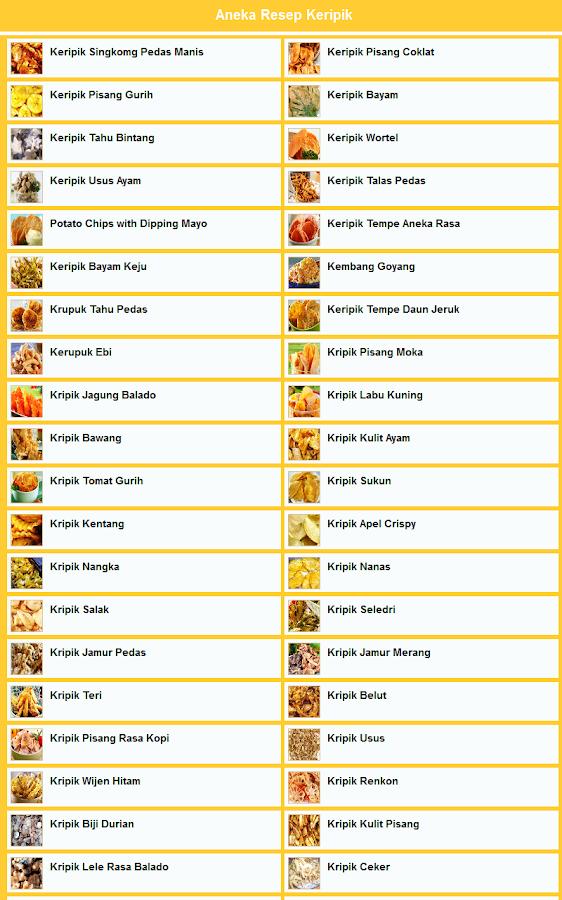 Image Result For Resep Keripik Usus Ayam Pedas