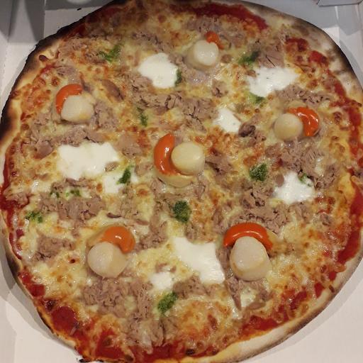 Pizza Bainaise