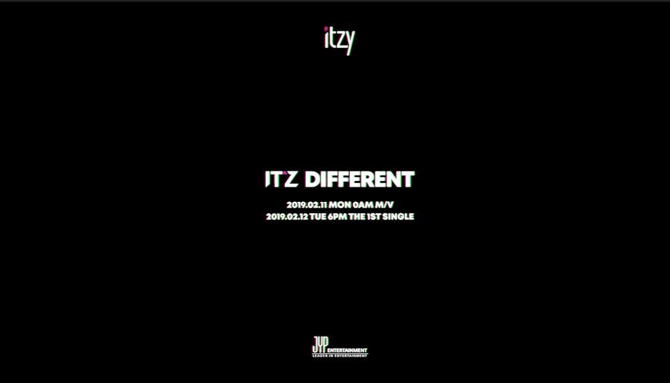 itzy debut info