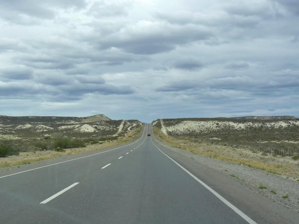 Ruta a Punta Tombo