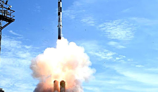 BRAHMOS supersonic cruise missile, with major indigenous systems, successfully test-fired from ITR, at Chandipur, in Odisha