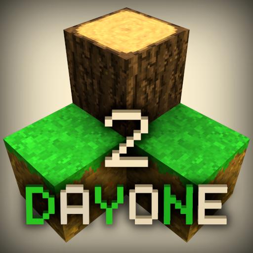 Survivalcraft 2 Day One