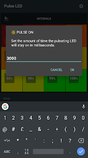 Pulse LED (Charge Notification) Screenshot