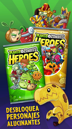 Plants vs. Zombies Heroes para Android