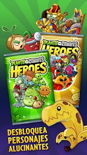 Plants vs. Zombies Heroes (MOD) APK 5