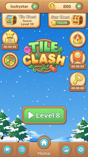 Tile Clash-Block Puzzle Jewel Matching Game 1.0.18 6