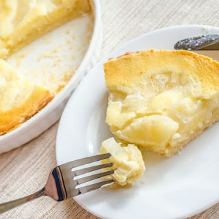 Easy Pineapple Pie