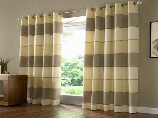 現代のカーテンのアイデア