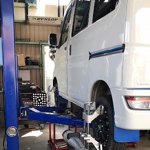 ハイゼットカーゴ  クルーズ ビジネスパック 5MT 4WDののカスタム事例画像 とねっとさんの2018年10月14日18:19の投稿