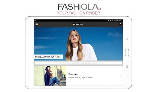 Fashiola- screenshot thumbnail