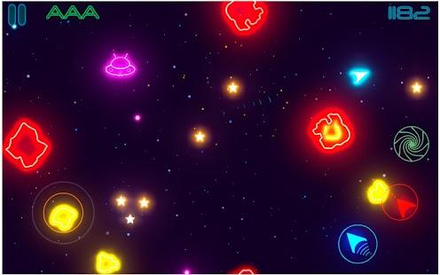 Free Asteroids Game