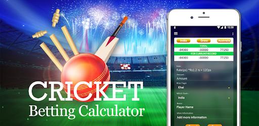 Cricket Betting Calculator - Khai Lagai – Apps on Google Play