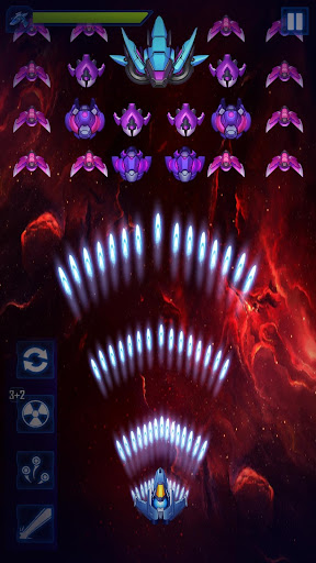 Wind Wings: Space Shooter - Galaxy Attack screenshots 12