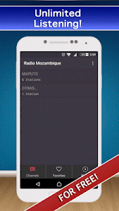 📻 Mozambique Radio FM AM Live screenshot 8