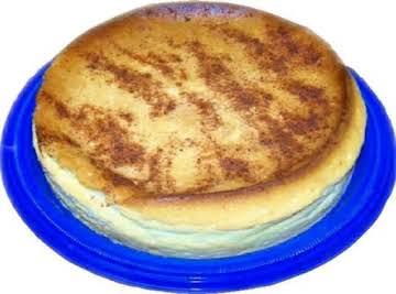 Lenore's Crustless Cheese Cake