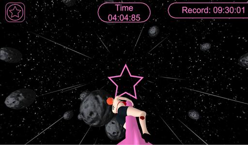 玩動作App|Girl On A Rocket免費|APP試玩