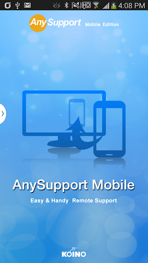 LUNA Mobile Support