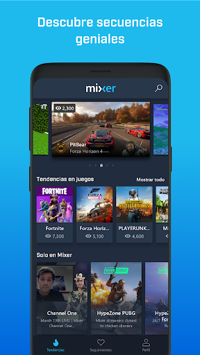 Mixer – Interactive Streaming screenshot 1