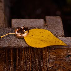 Wedding photographer Ekaterina Manaenkova (lapick87). Photo of 29.10.2017
