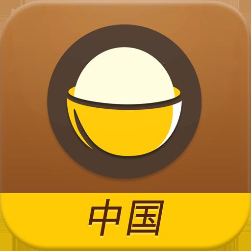 OpenRice 中国 开饭喇 LOGO-APP點子