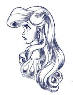 Drawings Disney Princesses