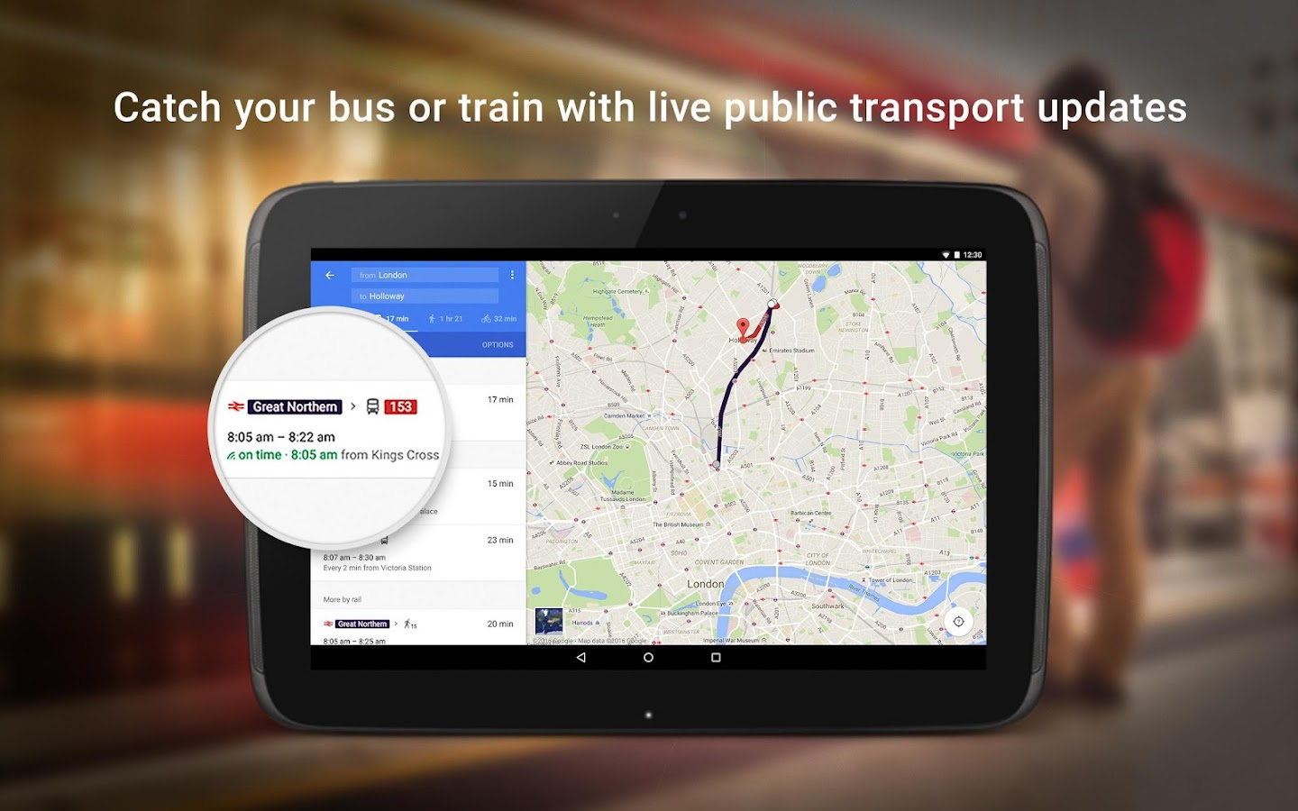 Maps - Navigation & Transport- screenshot
