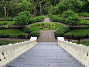 Photo: le grand escalier
