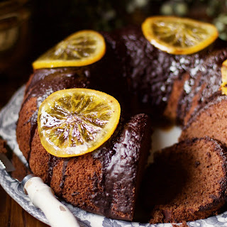 Chocolate Chiffon Cake Oil Recipes