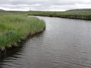 Photo: Ручей на Сортлор - уже как река.