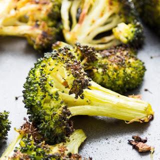 Roasted Broccoli Ginger Recipes