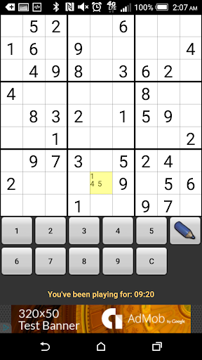 Super Sudoku Puzzle Game
