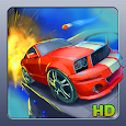 Impossible Car Stunt Racing game icon