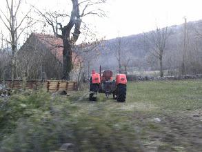 Photo: milojkin traktor na kotarini