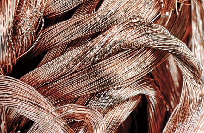 copper and other metals tank in trade war angst