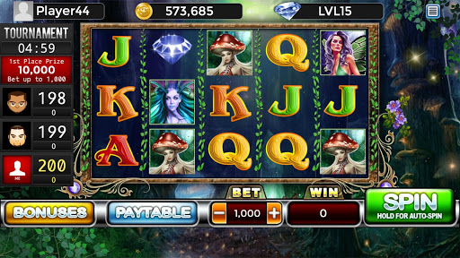 Enchanted Forest Free Slots