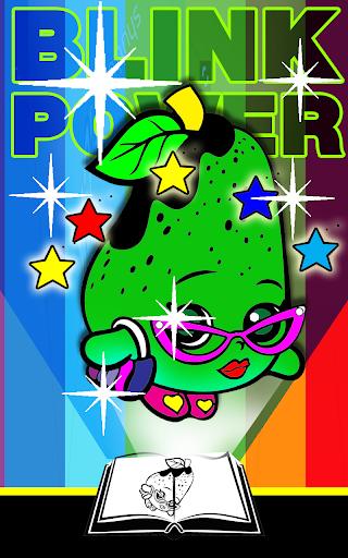 玩免費益智APP|下載Cartoon Kid Coloring Shopkin app不用錢|硬是要APP