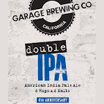 Garage 4x4 Double IPA