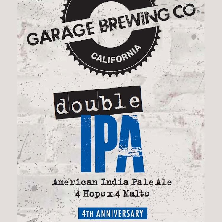 Logo of Garage 4x4 Double IPA
