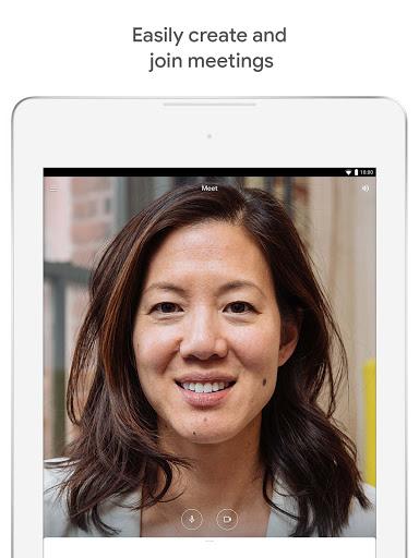 Google Meet - Secure Video Meetings 44.5.324814572 Screenshots 6