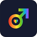 MEET MARKET - Gay Dating App. Chat & Date New Guys icon
