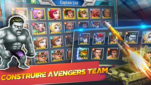 Revengers War  captures d'écran 1