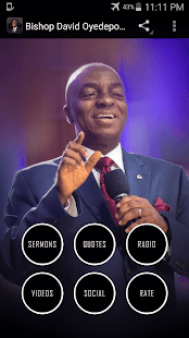 Bishop David Oyedepo's Quotes - Android Apps on Google Play