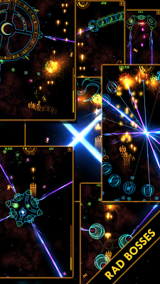Plasma Sky - rad space shooter - screenshot
