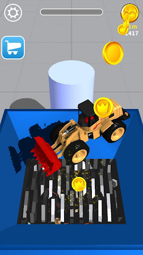 Will It Shred? Satisfying ASMR Shredding Game screenshot 4