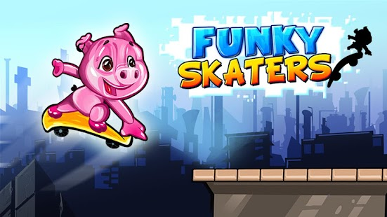 Endless Funky Skaters - náhled